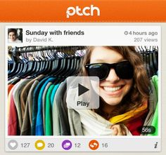 This app is the video version of Instagram. Definitely worth checking out...