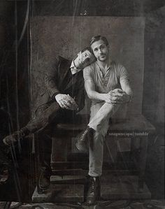 steve carrell and ryan gosling. So much wonderful...