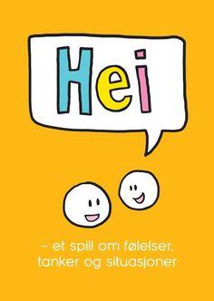 Hei – et spill om følelser, tanker og situasjoner