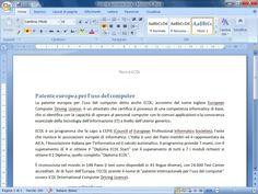 Matematicamente - Simulazione ECDL modulo 5