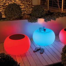 Outdoor Bubble LED Lights