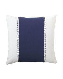 Racing Stripe Pillow Covers by Serena and Lily