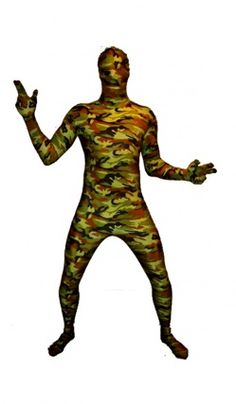Morphsuits™ Commando adulte