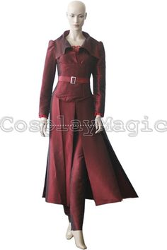 CosplayMagic.com -- X-Men The Phoenix Cosplay - source for costumes and wigs