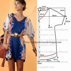Fashion Templates for Measure: DRESS TO MAKE EASY - 6