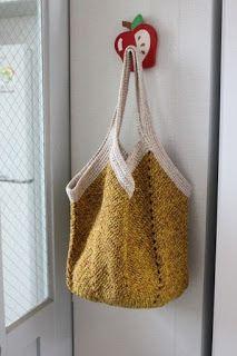 Bolsa en crochet casual (Patrón) Crochet Clutch, Crochet Handbags, Crochet Bags, Crochet Stitches, Straw Bag, Purses And Bags, Pouch, Reusable Tote Bags, Knitting