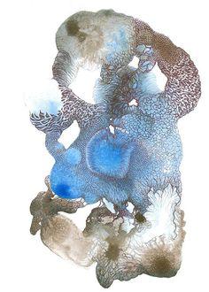Maud Boulet-dessin contemporain