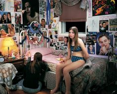 Youth - Self Service by Alexei Hay, Autumn 1998 My New Room, My Room, Dorm Room, Bedroom Inspo, Home Decor Bedroom, Bedroom Ideas, Grunge Bedroom, Ft Tumblr, Retro Room