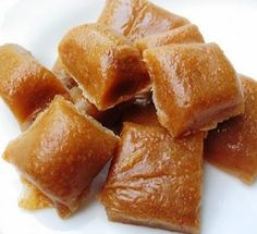 Microwave Caramels ~ I loved the ease and the lack of mess while making these tasty caramels,, A nice soft, milky texture with a sweet taste!