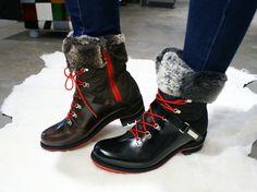 Envie d'un look chic en station ou en ville ? Adoptez les Rossignol ! #chaussures #shoes #rossignol #ski #snow #neige #fashion #style #women #megeve #chamonix #boots #mode
