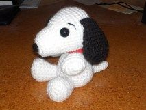 Lollypup as Snoopy
