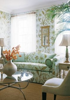 Thibaut Seaside Collection, Sonora fabric