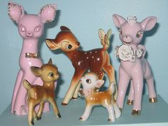 my deer collection | pictures of my small deer collection | blushing.apples | Flickr