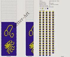 Magic Beads: Patrones / patrones GRATIS