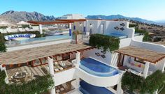 The Penthouse Residences at Las Ventanas al Paraíso, a Rosewood Resort | Crowning the impeccably designed Residences are six of the rarest, most exquisite and distinctively appointed Penthouses adorning the Mexican seaside.