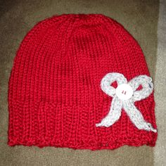 Just made this, the pattern is pinned on my knitting board!