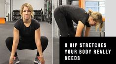 We've all had those intense lower body workouts that leave you beyond sore, when just the thought of moving hurts. Rest easy though—these stretches will open up your hips, groin, and legs, making y...