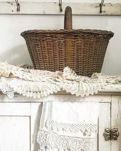 Home Decor Scandinavian Fall Home Decor, Autumn Home, Sisal, Farmhouse Baskets, Traditional Interior, Vintage Love, Decor Crafts, Home Interior Design, Decorative Items