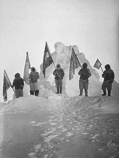 The Peary Polar Expedition Of 1909: a Forgotten Centennial