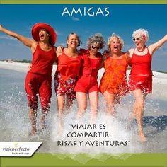 #Buenlunes para planificar vacaciones con amigas ☀️ Es momento de viajar! #travel #friends #amigas #vacaciones #experienciasviajeras