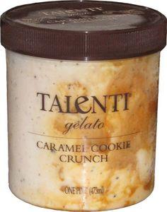 talenti gelato - caramel cookie crunch