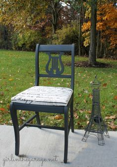 Beginner Upholstery Projects - Our Southern Home