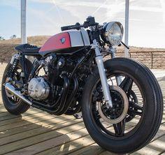 OVERBOLD MOTOR CO. — @caferacergram  by CAFE RACER...