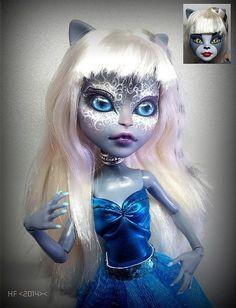 Интересные ОАКИ из кукол монстер хай | Рукаделушка