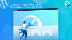Simple way to add any #HTML code to Header, Body and Footer in #WordPress? #webperf #plugin #fastersite #site #blogging Html Code, Creative Web Design, Free Blog, Wordpress Plugins, Simple Way, Header, Blogging, Articles, Coding