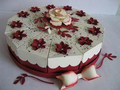 Stampin Cake Torte