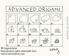 Advanced Origami cindyhodesigns