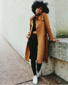 Fall Fashion Outfits, Casual Fall Outfits, Mode Outfits, Fall Winter Outfits, Autumn Winter Fashion, Girl Outfits, Black Girls Outfits, Fashion Dresses, Ropa Semi Formal
