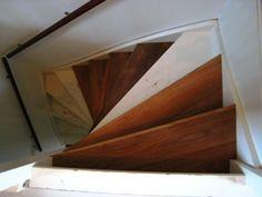 Wilt u ook een traprenovatie? Klik dan op de foto voor meer informatie! > wortman meubelen Stairs, Home Decor, Stairway, Decoration Home, Staircases, Room Decor, Stairways, Interior Design, Home Interiors
