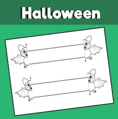 Halloween Bat Printable Bracelet – 10 Minutes of Quality Time Bricolage Halloween, Easy Halloween Crafts, Halloween Bags, Halloween Spider, Outdoor Halloween, Halloween Activities, Halloween Themes, Halloween Pumpkins, Dyi Crafts