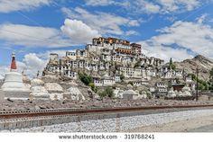 Monastère de Thiksey, Chine