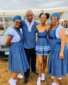 Have you been invited to a wedding and have no idea what Africa design to go for? These are the best GORGEOUS AFRICA SHWESHWE style for the wedding. Sotho Traditional Dresses, African Traditional Wear, Shweshwe Dresses, African Royalty, Latest African Fashion Dresses, Africa Fashion, African Design, Piece Of Clothing, Pattern Fashion