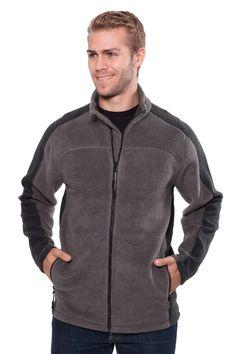 Aleut: Men's Fleece Jacket