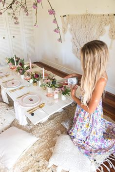 How to Host a Gal'entines Party – Spell & the Gypsy Collective Dinner Party Decorations, Party Themes, Party Ideas, Zen, Sleepover Party, Fashion Room, Event Styling, Event Decor, Party Planning
