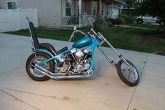Harley-Davidson : Other 1957 Harley-Davidson® Pan Head Wishbone frame, Runs Great,