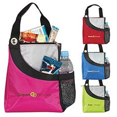 """Norwood - Atchison Loop Hole Lunch Cooler. Encourage healthy eating with a """"bring your lunch"""" program and kick the fast food habit!"""