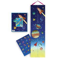 Eeboo Space Growth Chart [Toy]