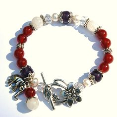 Chantico Fertility Bracelet-I bought this, had it resized and wear it as often as I can now. ~DG