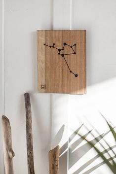 Excited to share the latest addition to my #etsy shop: Sagittarius Constellation Picture -Wooden handmade - Woodworking - Wood - Sign - Wall Art- Custom - Personalized - Gift - 11 cm x 14 cm https://etsy.me/2K1R6Oi #housewares #brown #housewarming #constellation#stars