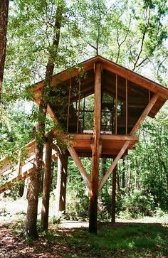 PICTURES - Treehouse Camping at Camp Chowenwaw, April 4th and 5th ...