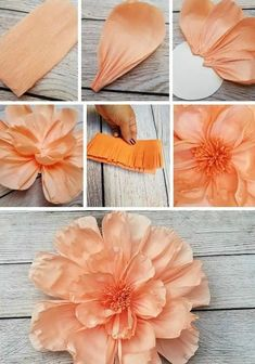 Cool and rustic wood projects for your kitchen, . - Cool and rustic wood projects for your kitchen, - Flower Crafts, Diy Flowers, Flower Decorations, Fabric Flowers, Flower Diy, Diy Decorations Paper, Origami Flowers, Garden Decorations, Garrafa Diy