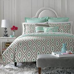 Happy Chic by Jonathan Adler Nina 3-pc. Reversible Comforter Set