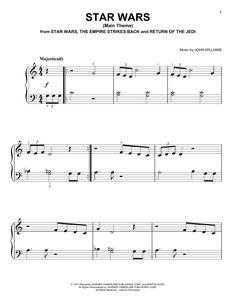 Star Wars (Main Theme) Sheet Music