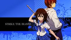 18 Strike The Blood HD Wallpapers | Backgrounds - Wallpaper Abyss