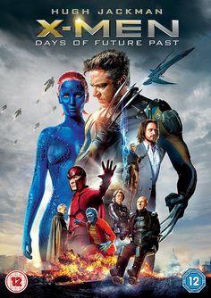 X-Men: Days of Future Past [DVD] [2014] Brand New Same Day dispatch