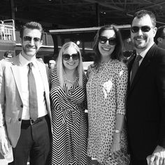 #tbt to a great day at the races on Sunday with a great group of ppl. by lesley__elliott